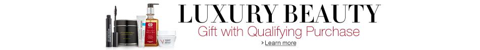 free luxury beauty