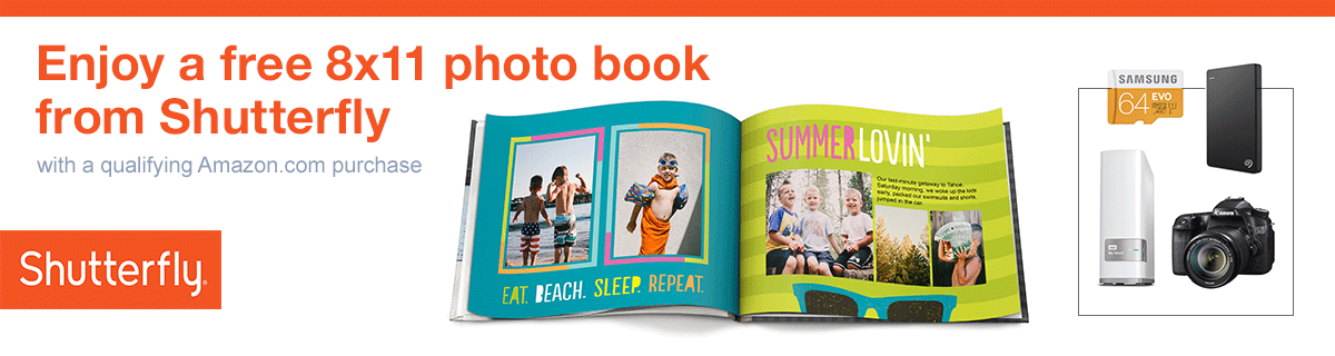 Shutterfly free photo book coupon code 2018
