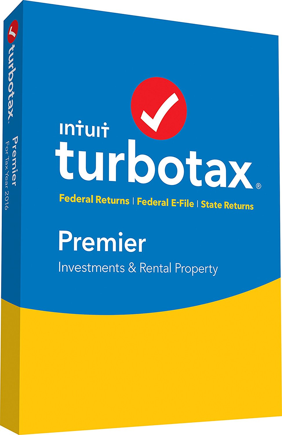 promo on TurboTax 2016 and Quicken 2017