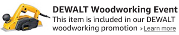 DEWALT Woodworking Promo Event