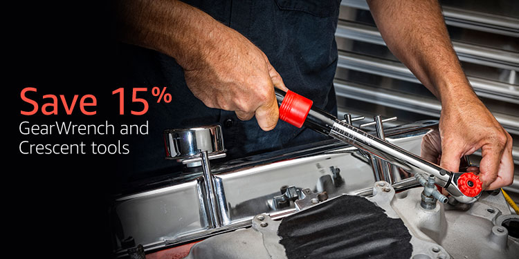 Shop GearWrench and Crescent tools