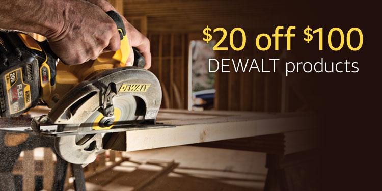 Shop Dewalt tools