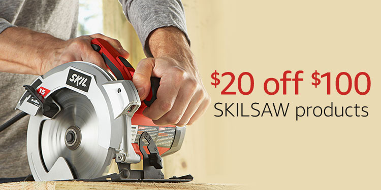 Shop SKILSAW products